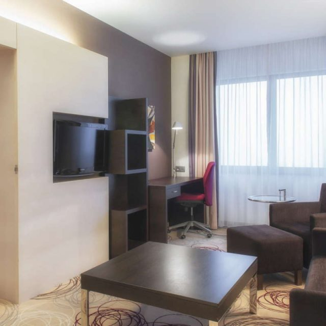 The Doubletree by Hilton hotel Kosice